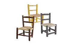 Chaises, chaises hautes et bridges