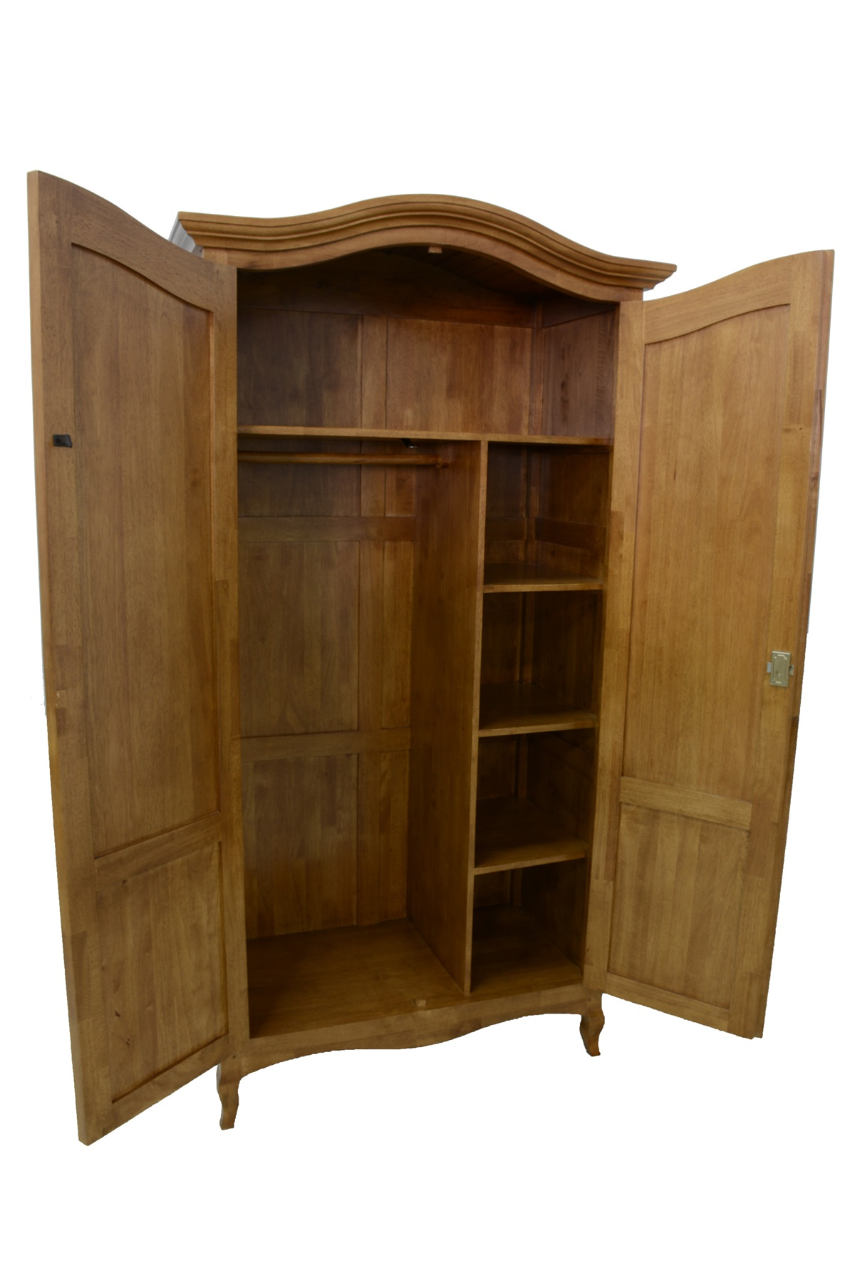 Armoire bois r gence 5799 for Armoire chambre style colonial