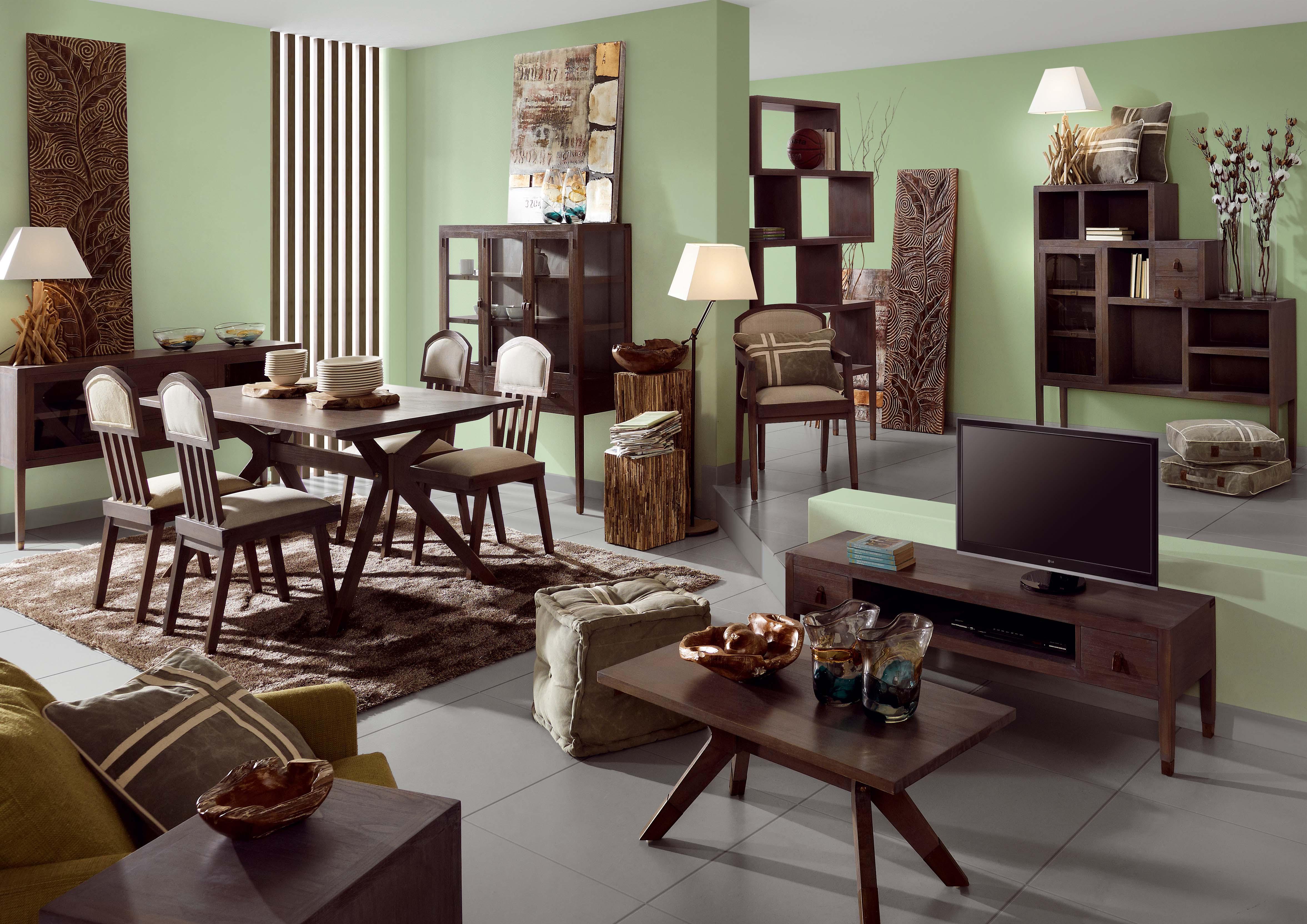 biblioth que destructur e en bois de mindy collection tana. Black Bedroom Furniture Sets. Home Design Ideas