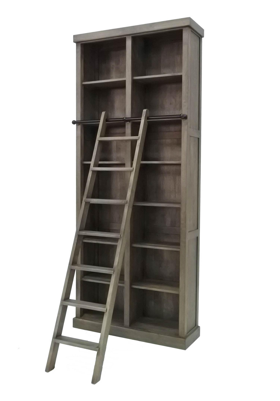 la biblioth que avec chelle magnifie le rangement. Black Bedroom Furniture Sets. Home Design Ideas