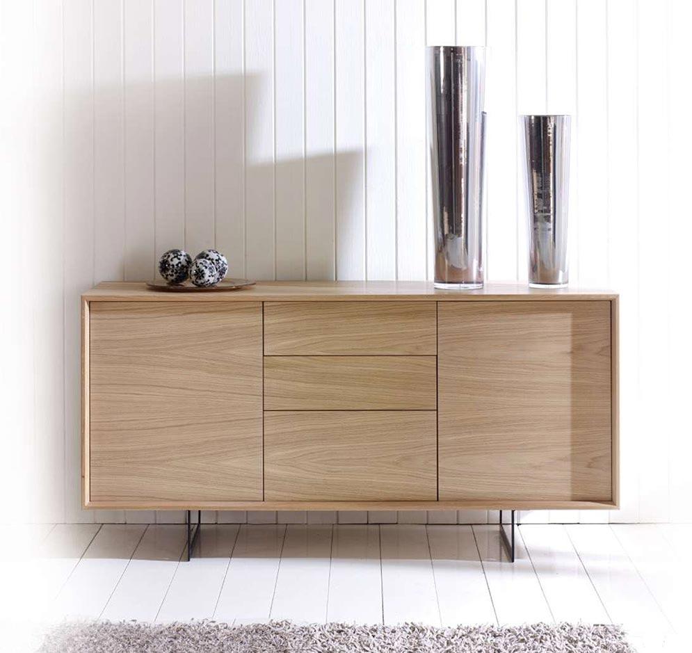 buffet ch ne finlanda la qualit artisanale et la puret. Black Bedroom Furniture Sets. Home Design Ideas