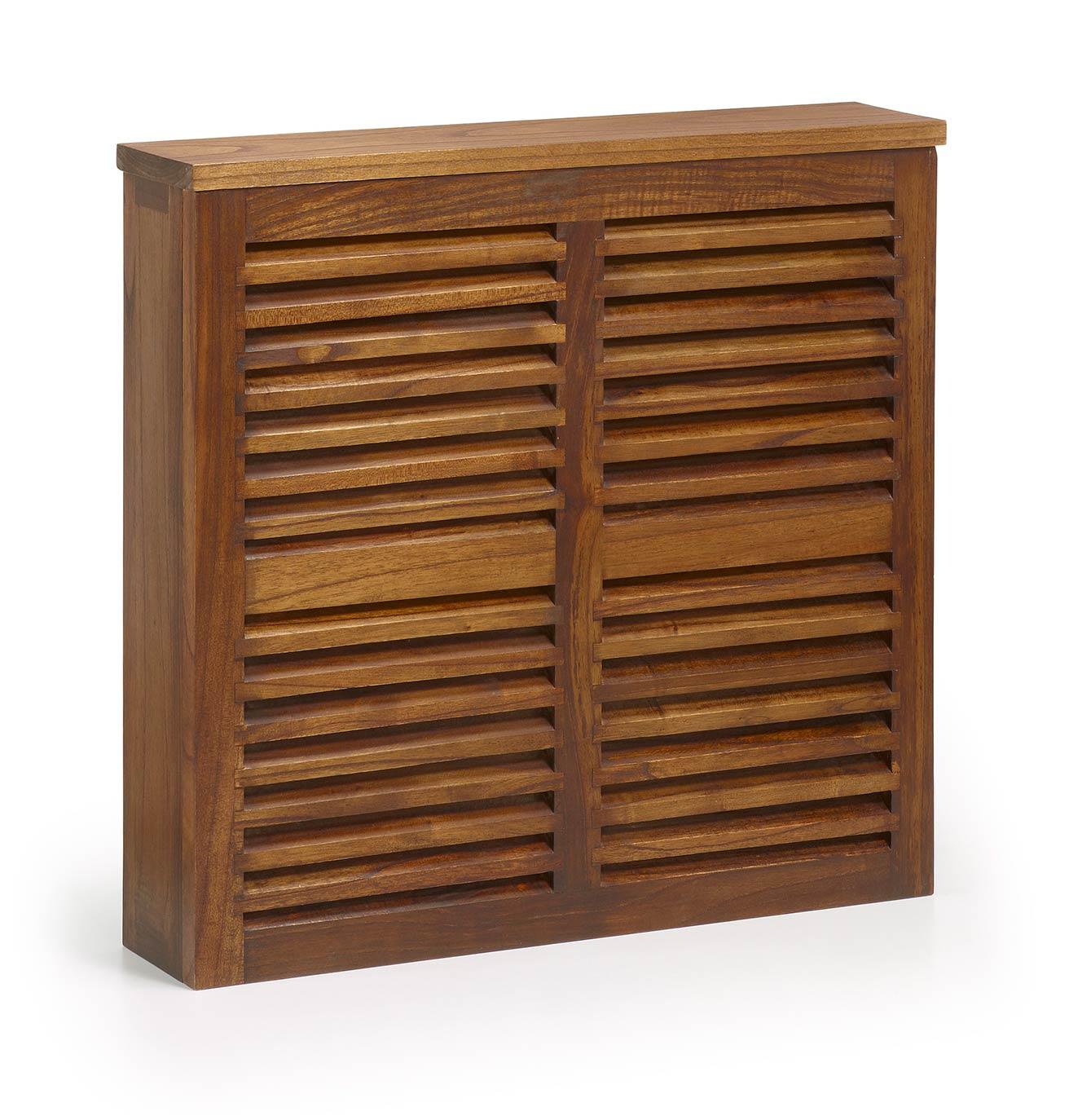 cache radiateur en bois de mindy 80 cm de longueur collection mawan. Black Bedroom Furniture Sets. Home Design Ideas