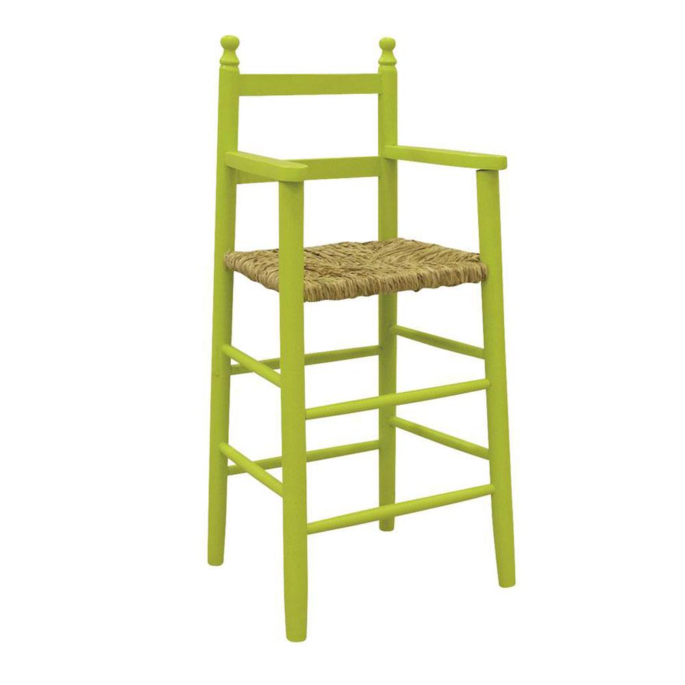 Chaise haute enfant bois ronan 4454 - Chaise haute bois bebe ...