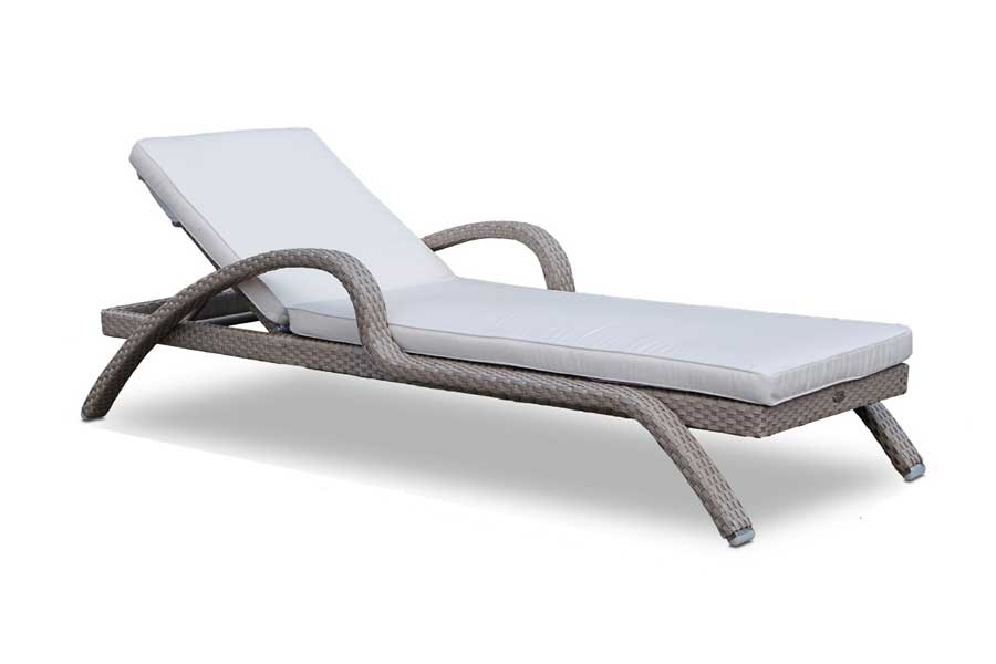 chaise longue empilable de jardin majest 6054. Black Bedroom Furniture Sets. Home Design Ideas