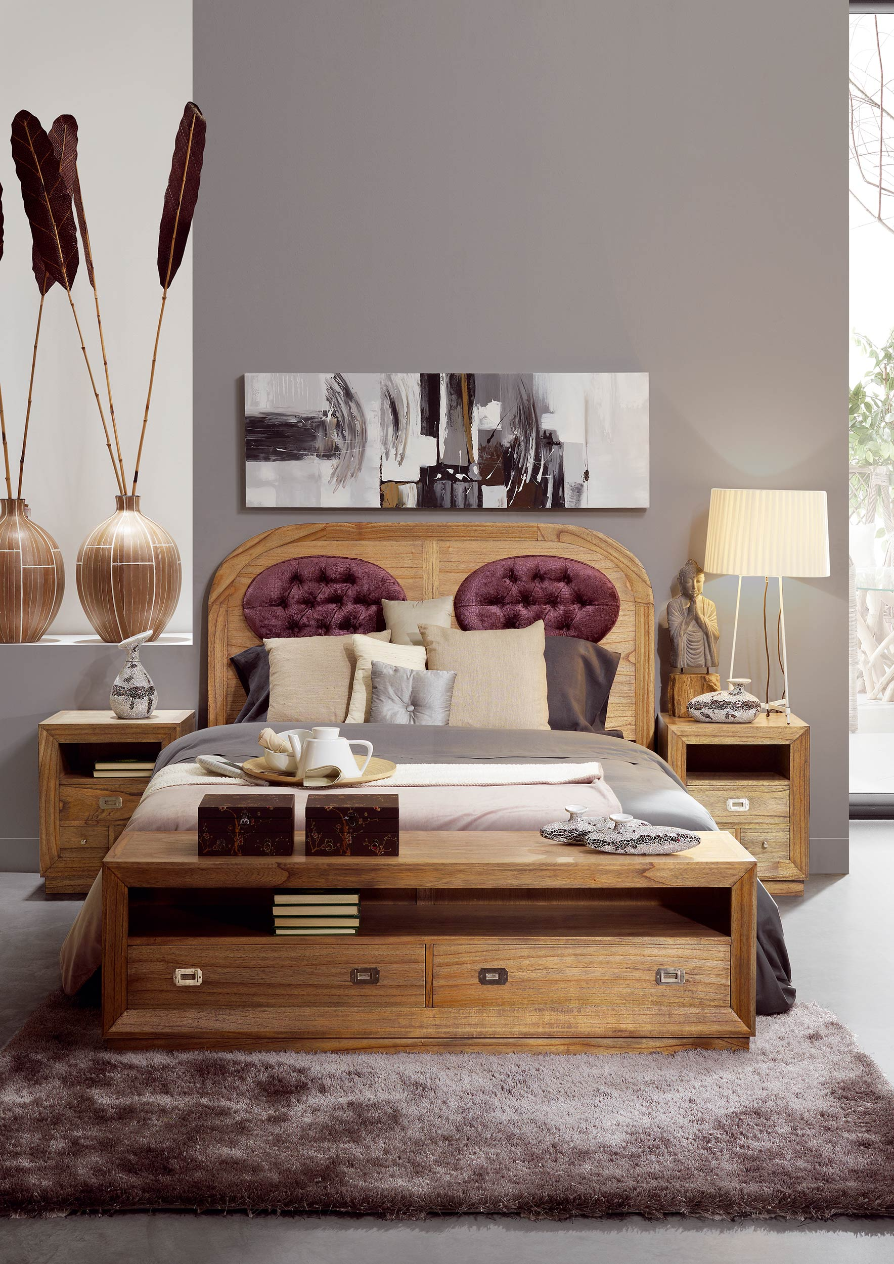 chiffonnier en bois de mindy collection ronja. Black Bedroom Furniture Sets. Home Design Ideas