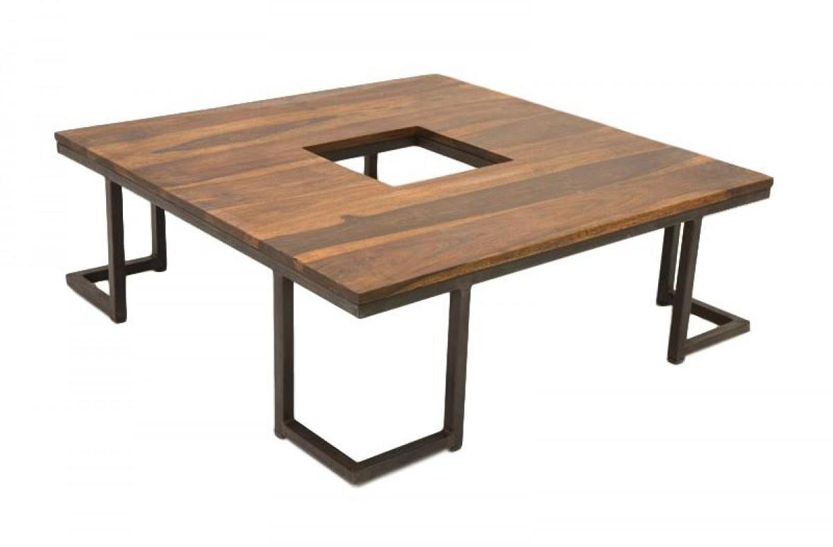 Table Basse Industrielle Sasque