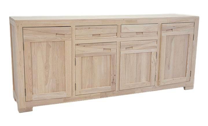 wakae enfilade salle manger bois recycl. Black Bedroom Furniture Sets. Home Design Ideas