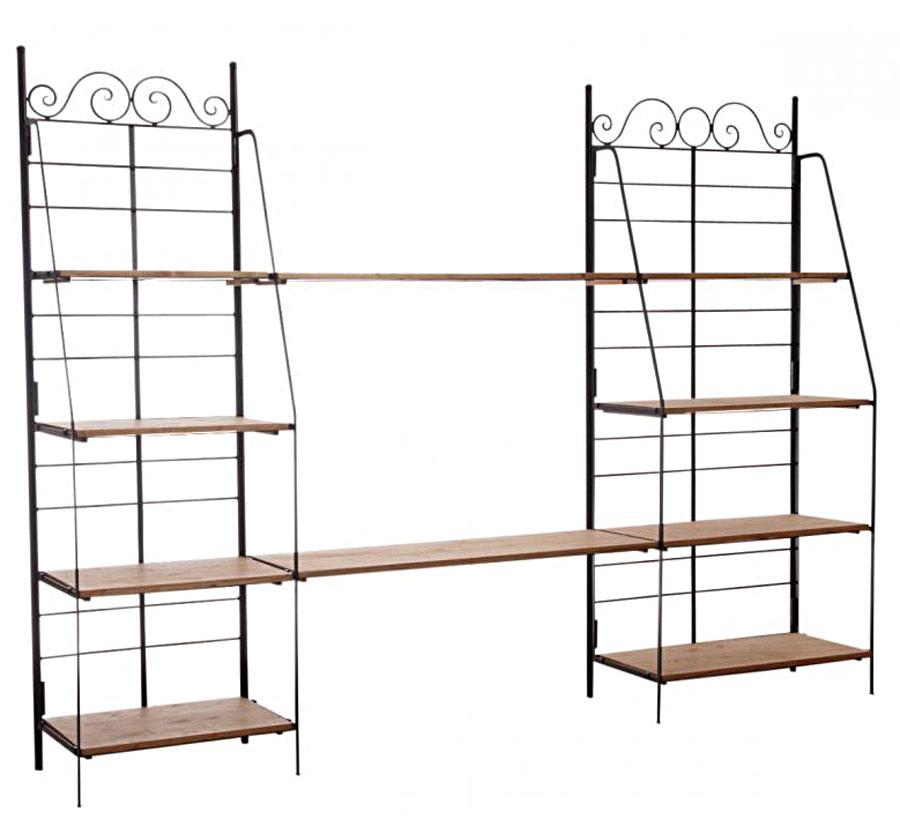 etag re fer forg plateaux bois composable. Black Bedroom Furniture Sets. Home Design Ideas