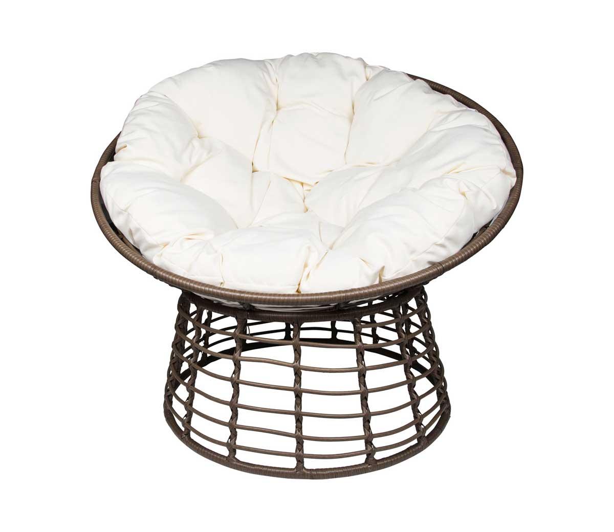 Loveuse de jardin en resine belle et ronde for Decoration pour jardin exterieur 5 cuisine quartz noir