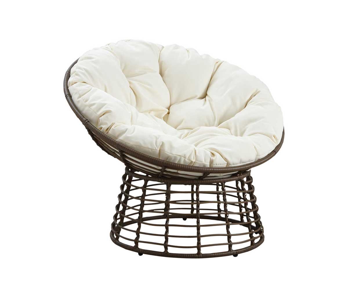 fauteuil boule exterieur jardin marron Résultat Supérieur 48 Merveilleux Fauteuil Exterieur Rond Galerie 2017 Ldkt