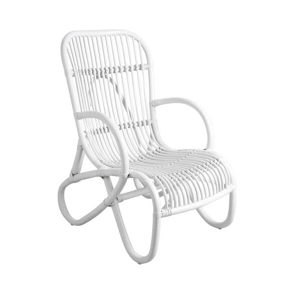 fauteuil en rotin sous bois courbes rondeurs et blancheurs. Black Bedroom Furniture Sets. Home Design Ideas