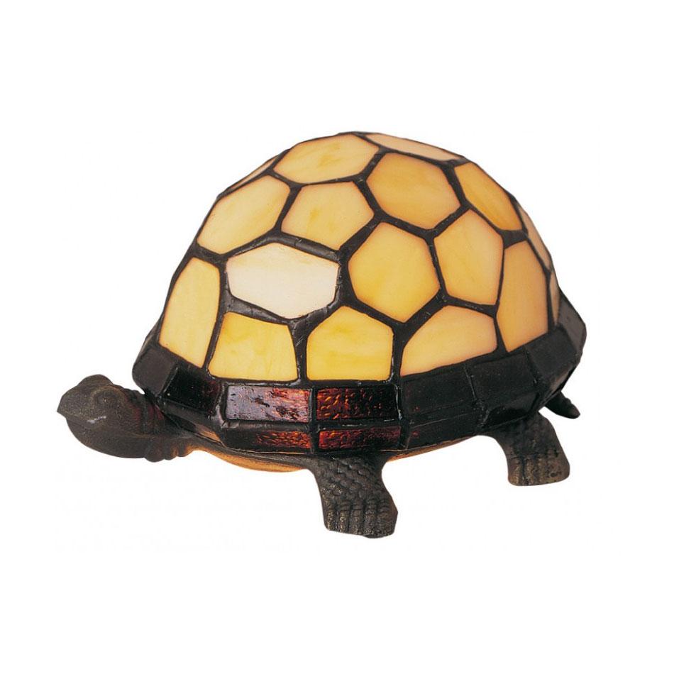 Lampe tortue tiffany 5143 - Lampe chauffante tortue ...