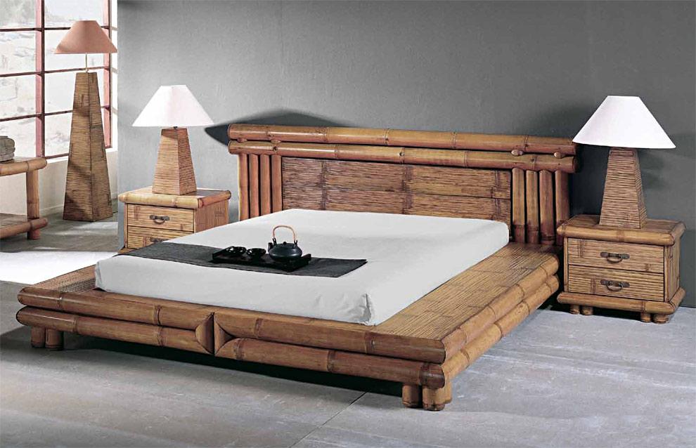 lit bambou tatami original le confort et la noblesse incomparable d 39 un lit haut de gamme. Black Bedroom Furniture Sets. Home Design Ideas