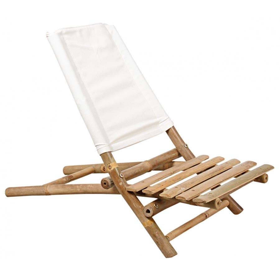 2 En Bambou Plage Pliante Set De Chaises zSVpLMGqU