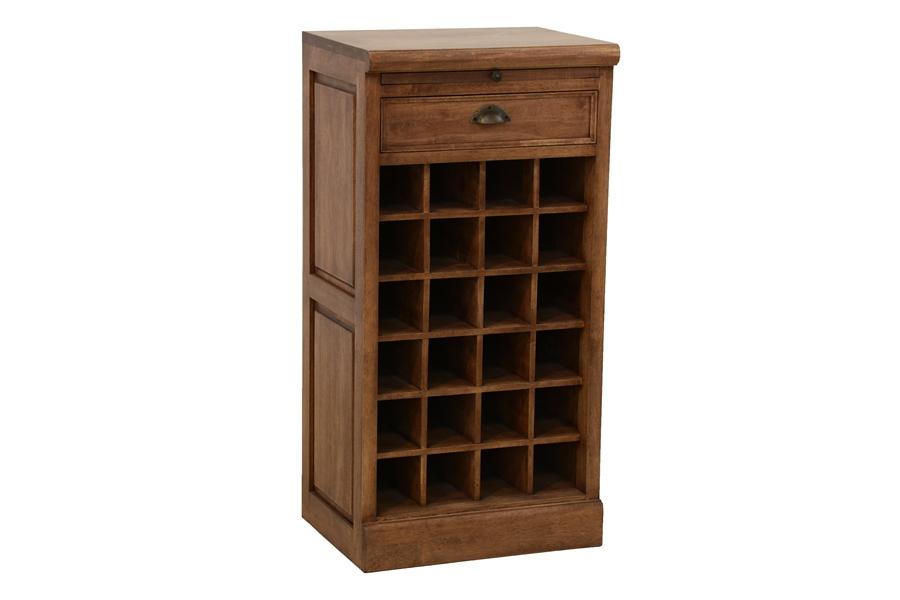 Meuble range bouteilles en bois personnalisable meubles - Meuble personnalisable ...