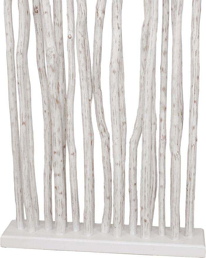 paravent en bois flott bois de mangrove blanchi 4252. Black Bedroom Furniture Sets. Home Design Ideas