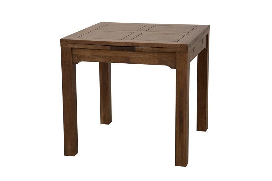 Awesome petite table de jardin avec rallonge ideas for Ensemble table avec rallonge et chaise