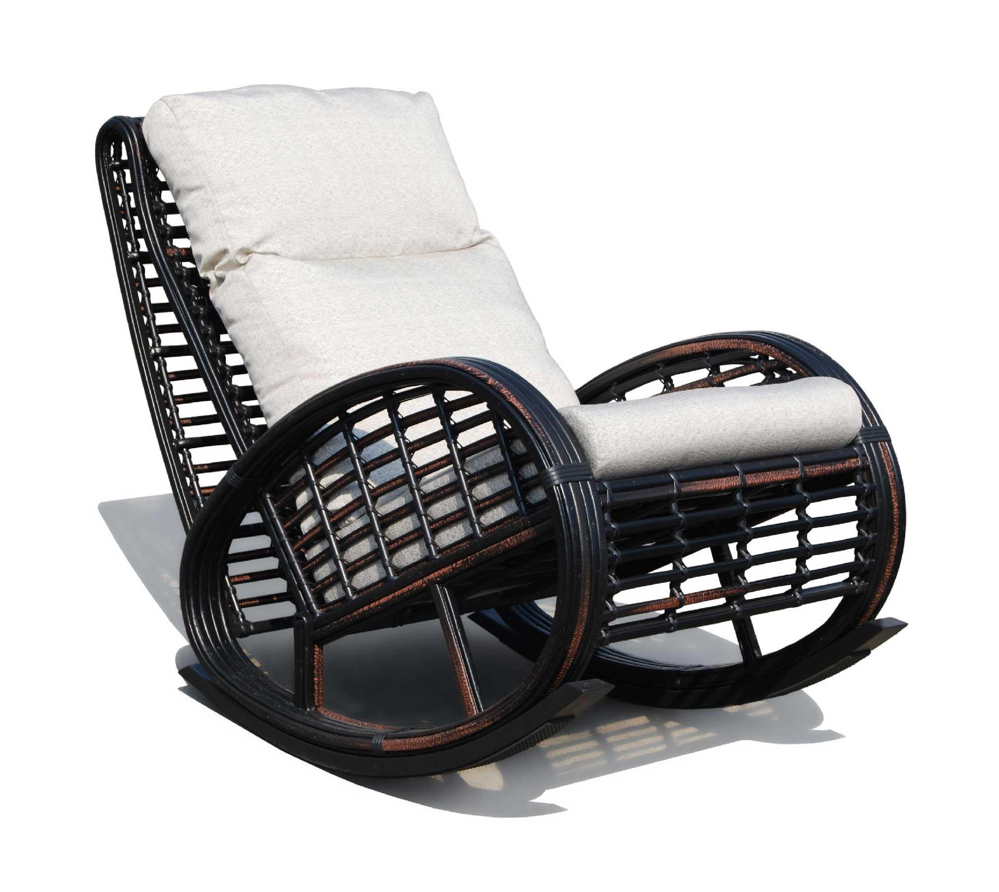 roching chair r sine haut de gamme stone de lusso 5537. Black Bedroom Furniture Sets. Home Design Ideas