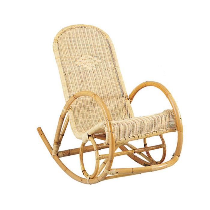 rocking chair rotin beca 2946. Black Bedroom Furniture Sets. Home Design Ideas