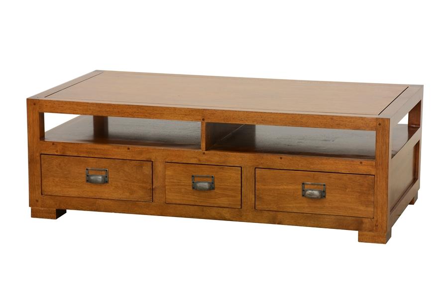 table de salon design en bois 6484. Black Bedroom Furniture Sets. Home Design Ideas