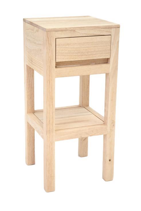 Calveth Table De Chevet Dimension Compacte