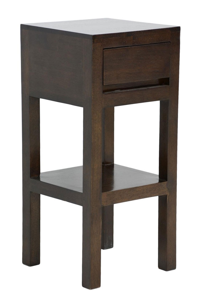 Calveth table de chevet dimension compacte - Table de chevet classique ...