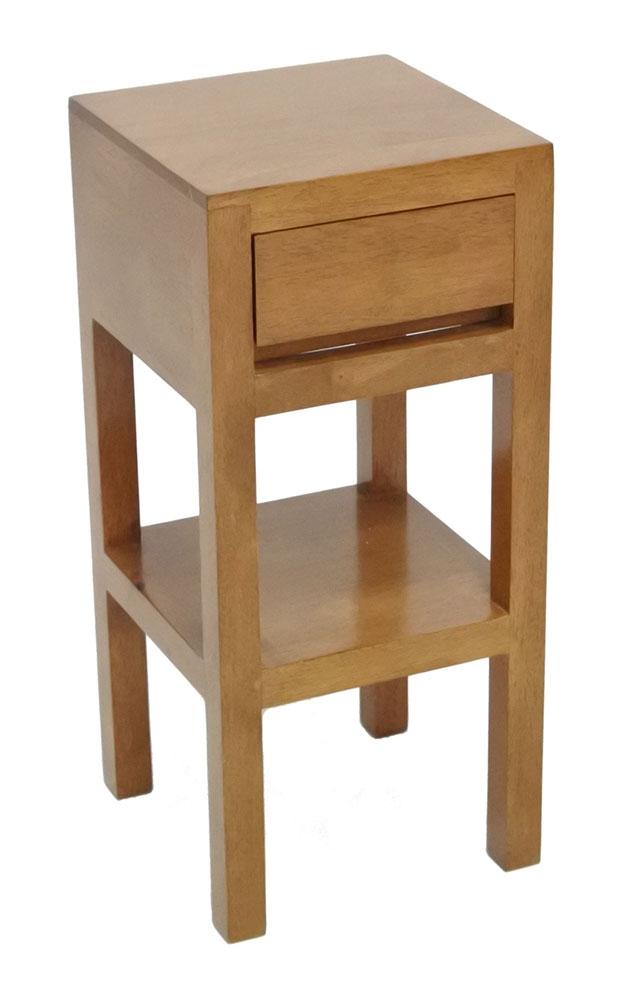 calveth table de chevet dimension compacte. Black Bedroom Furniture Sets. Home Design Ideas