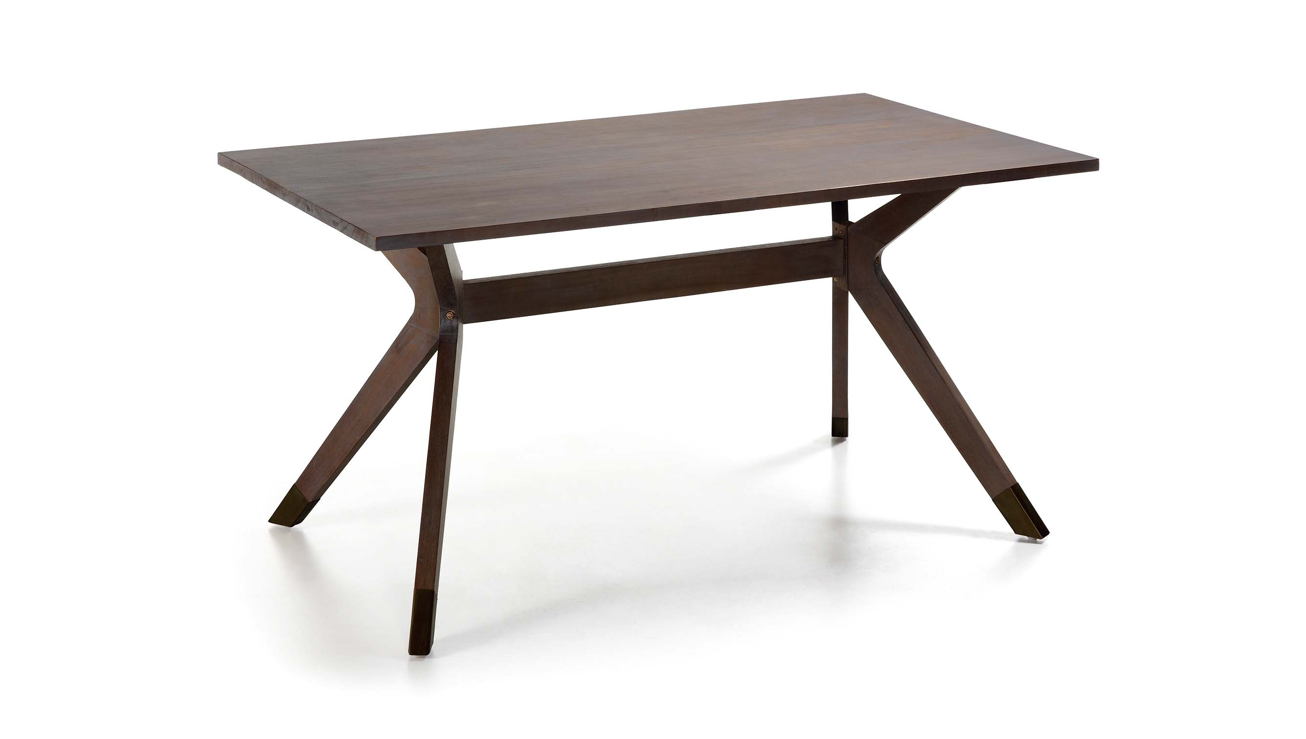 table de repas style scandinave table grise collection tana. Black Bedroom Furniture Sets. Home Design Ideas