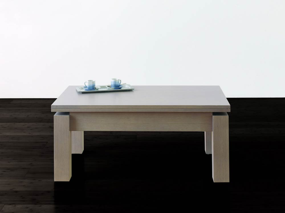 table basse transformable petty deux meubles en un. Black Bedroom Furniture Sets. Home Design Ideas