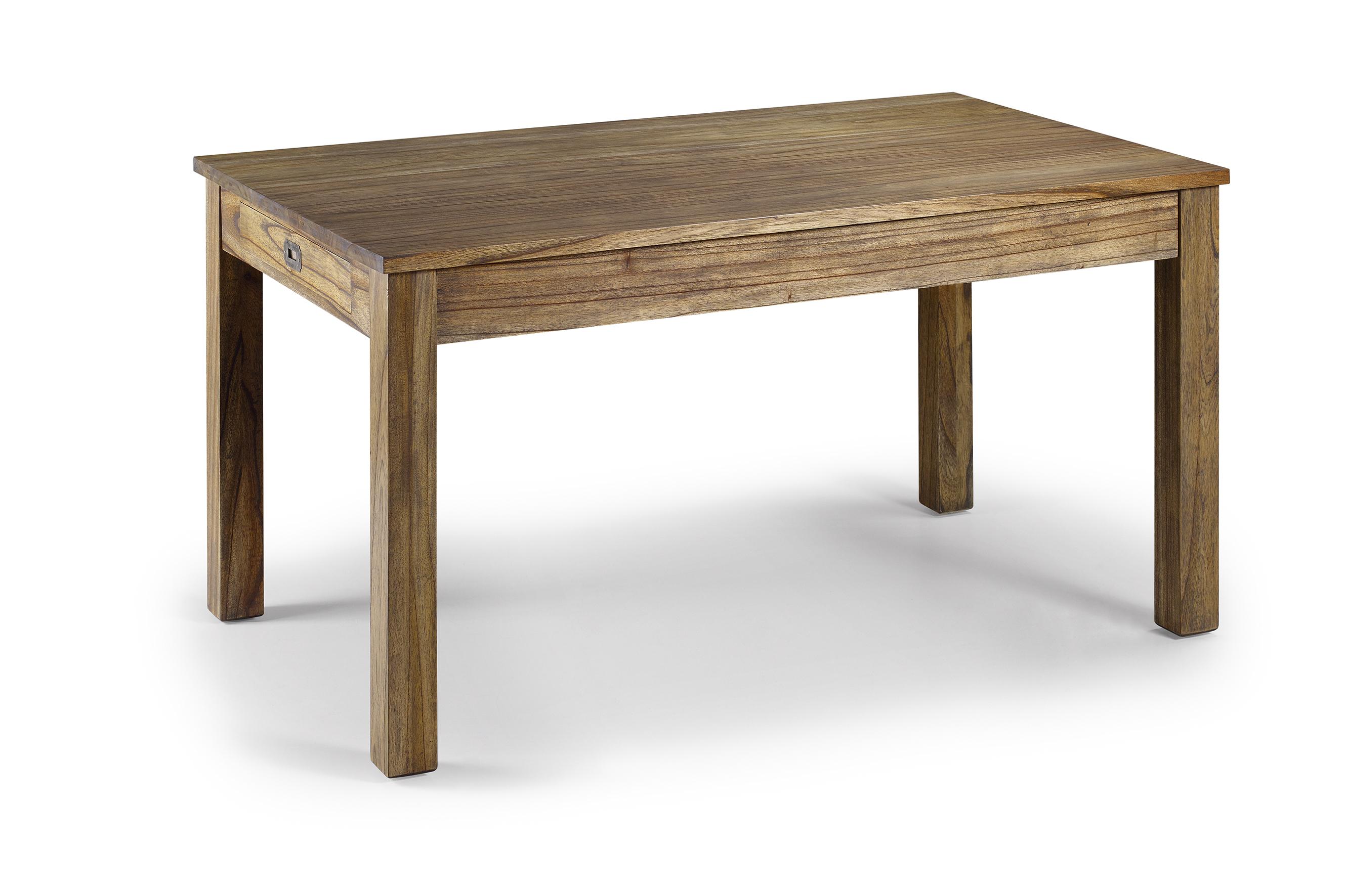 Table manger en bois de mindy plateau 150 90 for Table 0 manger