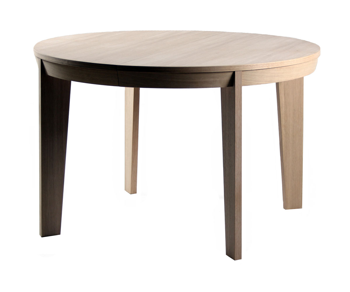 Table salle manger rallonge mighty esth tique for Table en chene avec rallonge