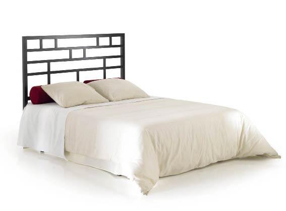 Tête de lit classique en métal et fer forgé Classica