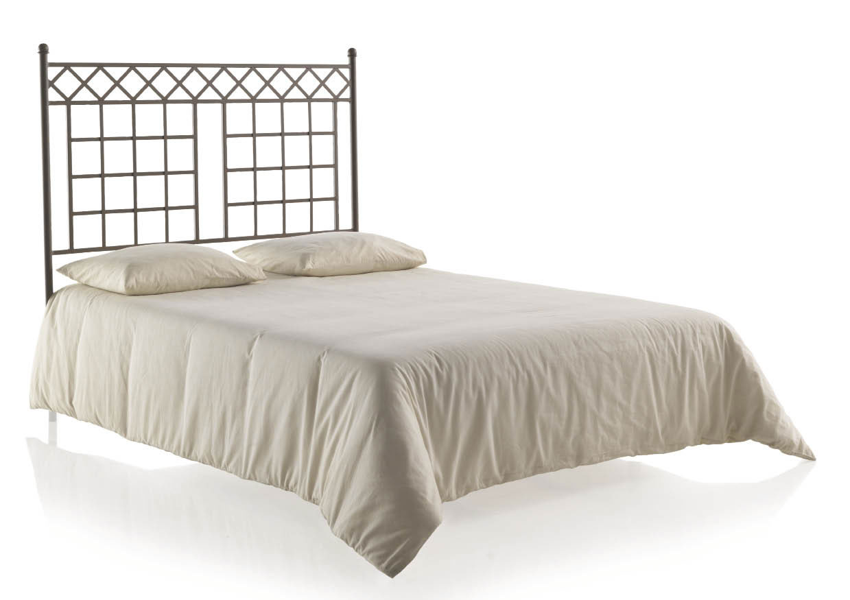 Tête de lit fer forgé Tani #6164