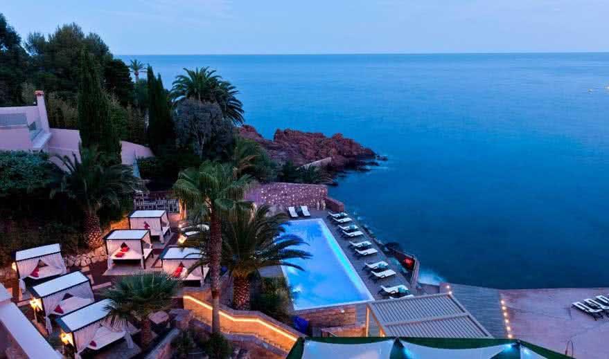 Hôtel Miramar panorama mer #1