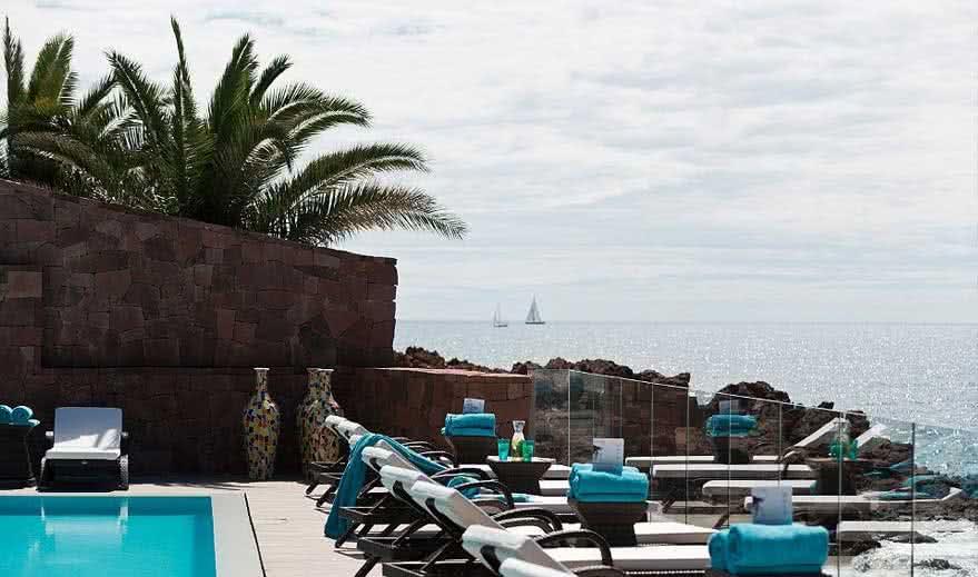 Hôtel Miramar piscine mer & bateau #4