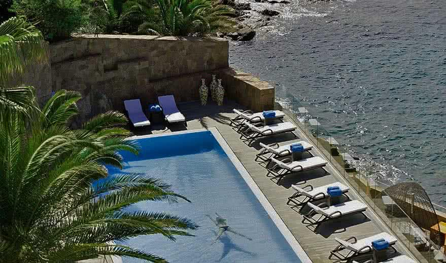 Hôtel Miramar piscine privée #5