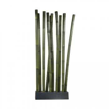 Paravent bambou naturel