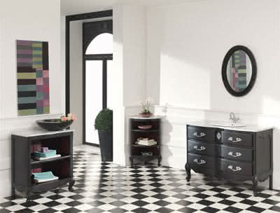 Découvrez la collection de salle de bain Portofino