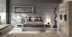Chambre à coucher bambou