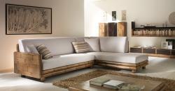 Salon et living bambou
