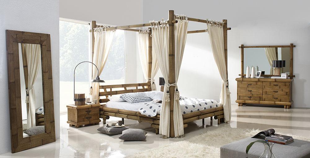 Collection Bambu, collection complète de salon, chambre et salle à manger