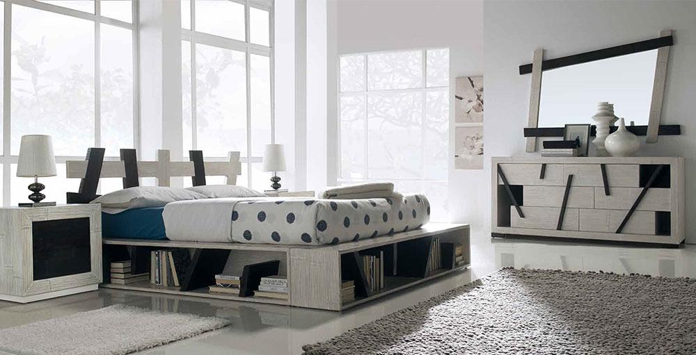 Collection Indah, esthétique déstructurée, méli-mélo noir et blanc