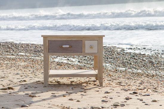 Bout de canapé & table d'appoint SeaSide