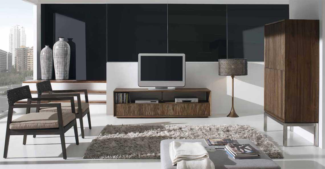 Meuble tv bambou maison du monde ~ Solutions pour la décoration intérieure de -> Meuble Tv Teck Maison Du Monde