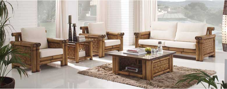 fauteuil en cuir fauteuil en rotin teck bois exotique artbambou. Black Bedroom Furniture Sets. Home Design Ideas