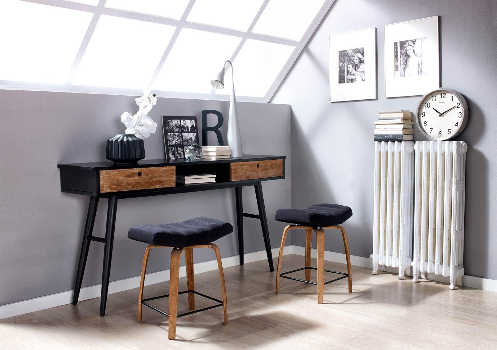 console moderne lignes fusel es. Black Bedroom Furniture Sets. Home Design Ideas