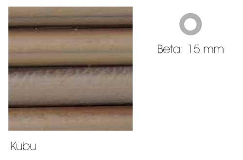Rotin kubu beta 15 mm