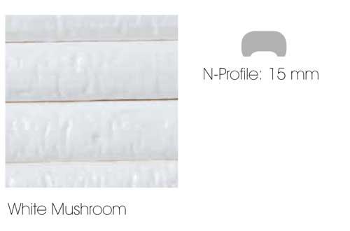 Résine White Mushroom