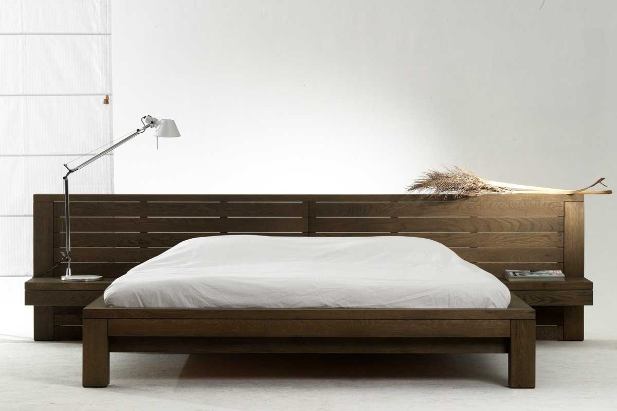 t te de lit bois invitez la nature votre chambre. Black Bedroom Furniture Sets. Home Design Ideas